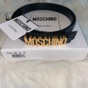 Moschino Womens Belt